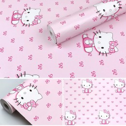 Giấy decal cuộn Hello Kitty 3 DT109