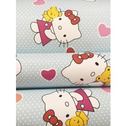 Giấy decal cuộn Hello Kitty DTL88